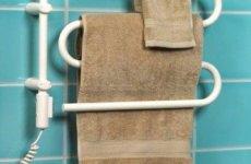 Что такое электрический полотенцесушительс терморегулятором?
