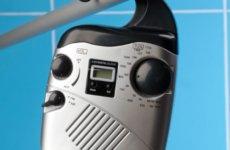 Радио в ванной — хорошее настроение на весь день