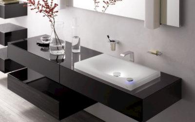 Удобная и функциональная раковина для ванной комнаты