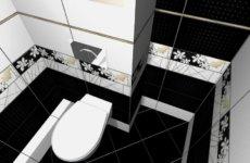 Искусство выбора плиточной раскладки в ванную