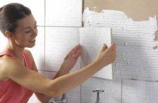 Материал о том как рассчитать плитку в ванную