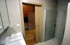 Выбираем раздвижные двери в ванную комнату