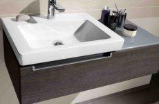 Какие должны быть размеры раковины для ванной комнаты?