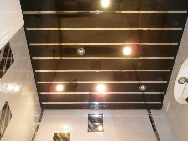 реечный потолок дизайн