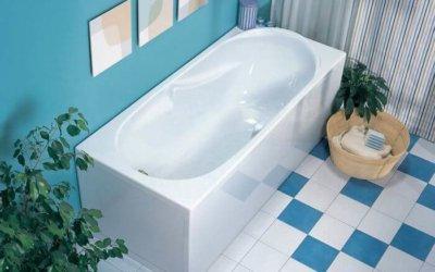 Как осуществлять уход за акриловой ванной?