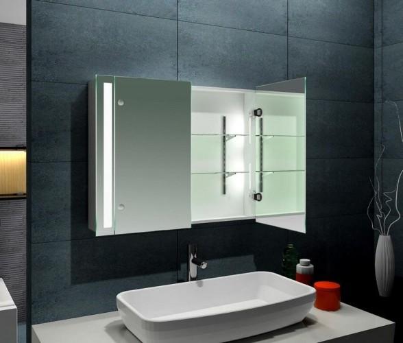 шкаф ванна