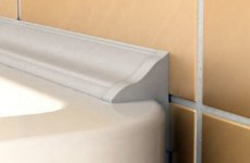 Шов между стеновой плиткой и ванной: лучшие способы заделки