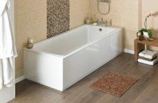 Новые стандарты: выбираем стальную ванну