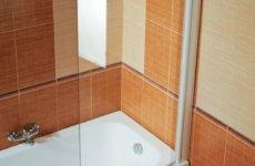 Особенности шторок для ванной