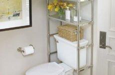 Подходят ли стеллажи для ванной комнаты
