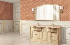 Тумба со столешницей – больше рабочей поверхности в ванной
