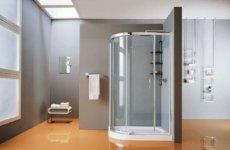 Особенности душевой кабины с ванной
