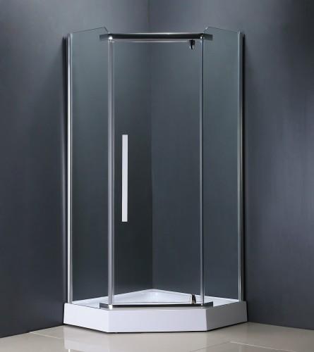 стекло душ