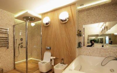Каким должно быть освещение в ванной комнате