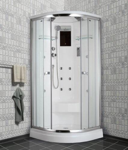 красивая душ