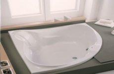 Угловая ванна из акрила: плюсы и минусы