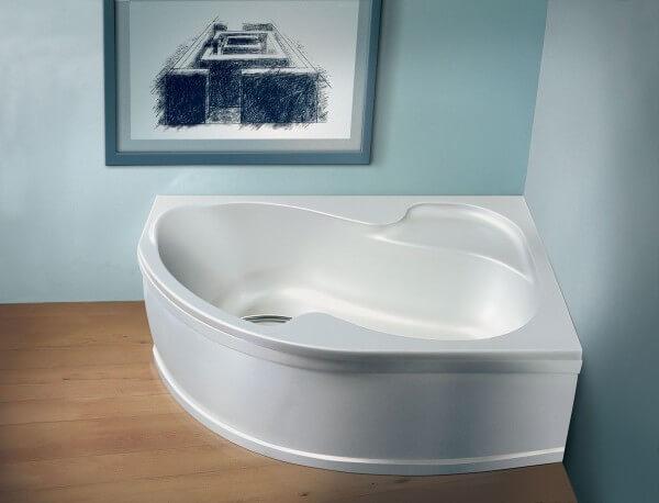 модель ванны