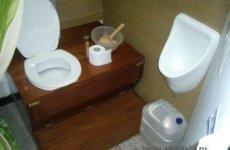 Виды, особенности и критерии выбора унитаза для уличного туалета