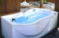 Ванна джакузи: незабываемое удовольствие у себя дома