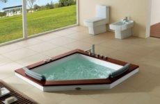 Ванна с гидромассажем: плюсы и минусы современного сантехнического чуда