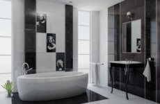 Какую плитку лучше выбрать для ванной?