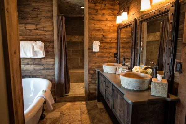 уютная ванна