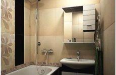 Ванная комната в хрущевке: советы по планировке и дизайну