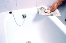 Секреты реставрации: восстанавливаем эмаль чугунной ванны