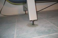 Особенности установки стальной ванной