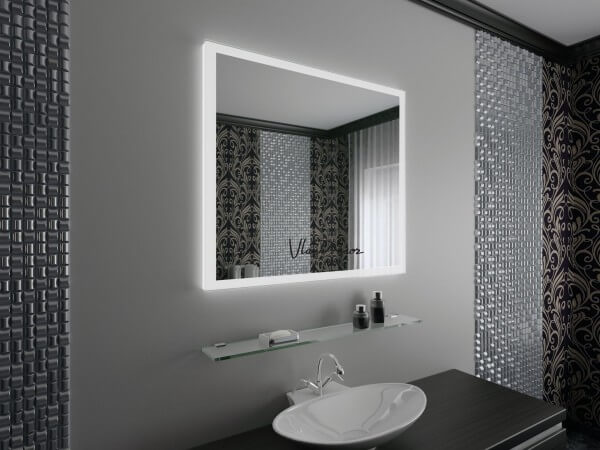 зеркало ванна
