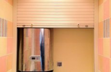 Экономим семейный бюджет: устанавливаем рольставни в туалет самостоятельно