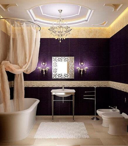 интерьер ванна