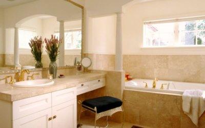 Создаем неповторимый интерьер в ванной комнате