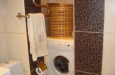 Корзина для белья в ванной комнате: особенности выбора