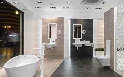 Напольный смеситель для ванны: плюсы и минусы
