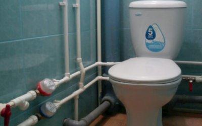 Как самостоятельно выполнить замену труб в ванной комнате?