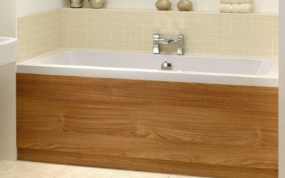 Варианты экранов для ванной: делаем самостоятельно