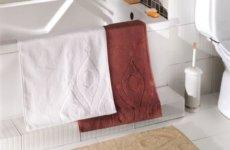 Все о ковриках в ванную комнату